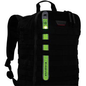 PROPPER LED Reflective Safety Band Hi Viz - F5691 - Yellow - In Bag