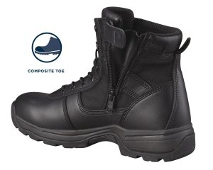PROPPER Series 100 6 Inch Side Zip Boot - F4528 - 02