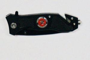 Premier Emblem - Tactical Knife - PK3332BK - NRA 02