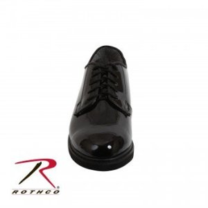 ROTHCO Hi-Gloss Oxford Dress Shoe 5055-A