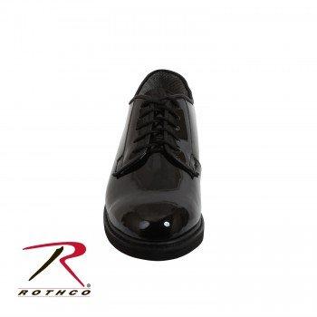 ROTHCO Hi-Gloss Oxford Dress Shoe 5055-A