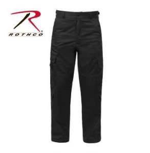 Rothco EMT Pants - 7823-Black-A