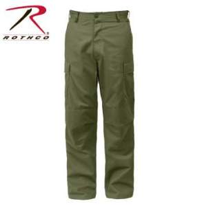 Rothco Tactical BDU Pants - 7838-A1 - Olive Drab