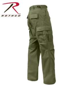 Rothco Tactical BDU Pants - 7838-B1 - Olive Drab