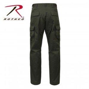 Rothco Tactical BDU Pants - 7838-D - Olive Drab