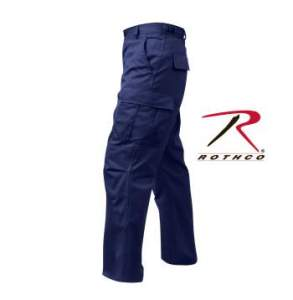Rothco Tactical BDU Pants - 7885-C - Navy Blue