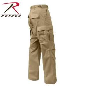 Rothco Tactical BDU Pants - 7901-B1 - Khaki