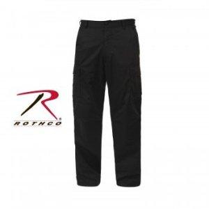 Rothco Tactical BDU Pants - 7971-A - Black