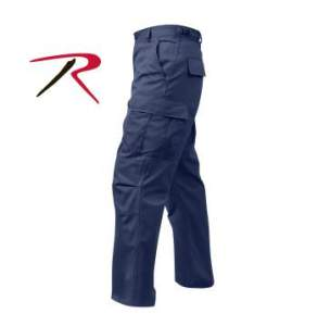 Rothco Tactical BDU Pants - 7982-C - Midnight Navy Blue