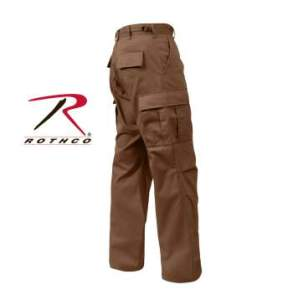 Rothco Tactical BDU Pants - 8578-B - Brown
