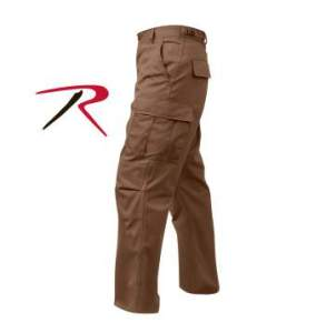 Rothco Tactical BDU Pants - 8578-C1 - Brown