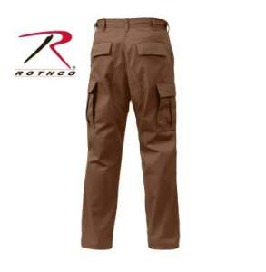 Rothco Tactical BDU Pants - 8578-D - Brown