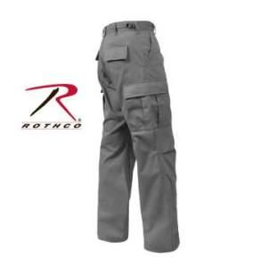 Rothco Tactical BDU Pants - 8810-B - Grey