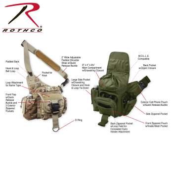 Rothco Advanced Tactical Bag - 2538-2428-Z