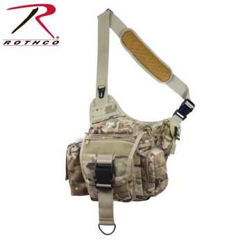 Rothco Advanced Tactical Bag - 2538-C-MultiCam