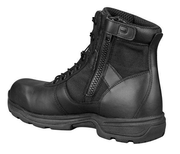 propper-series-100-black-6-inch-side-zip-boot-f4506-back