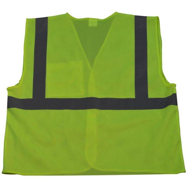 Petra Roc - ANSI ISEA Class 2 Economy Safety Vest - LVM2-EC - Back