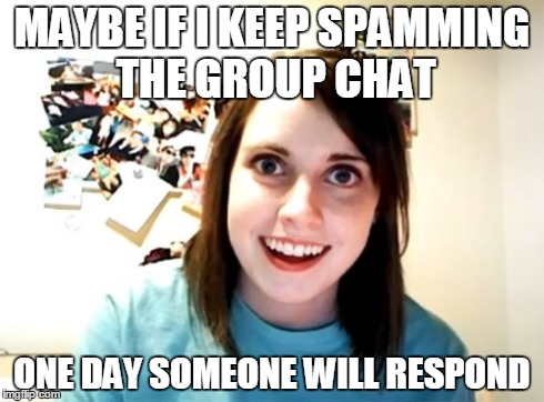 , 12 types of people you'll find in every group chat