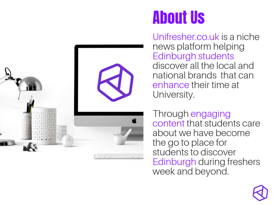 , Unifresher Edinburgh 2019/20 Media Pack