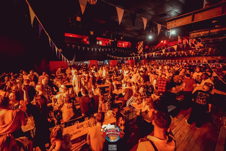 , Electric Ballroom plays host to the official Camden Oktoberfest