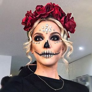 best face paint ideas for Halloween, The best face paint ideas for Halloween