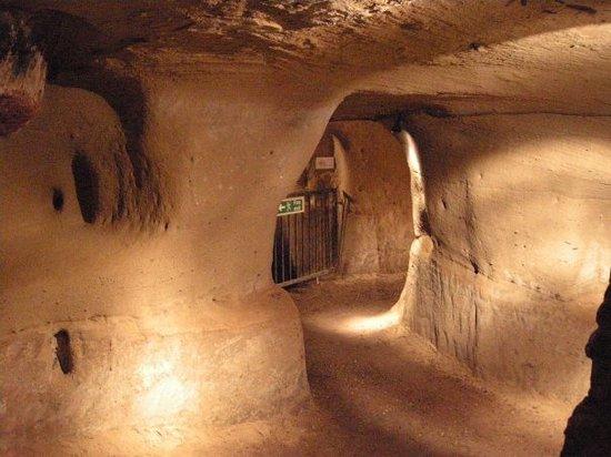 Nottingham Caves
