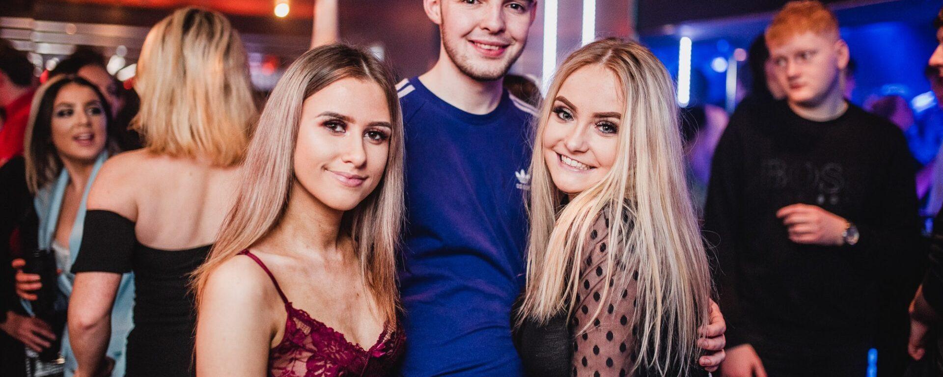 Student nights in Edinburgh