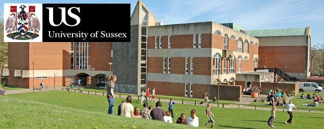 Getting help at the university of Sussex