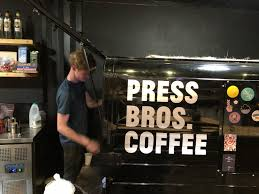 Press Bros. Coffee, The Baltic Market