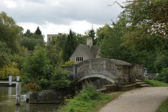 Iffley Village