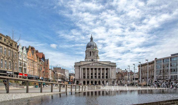 Where to live in Nottingham