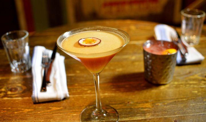 Side Chick Martini
