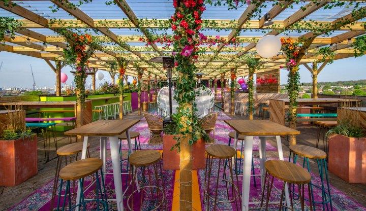 Bussey Rooftop Bar