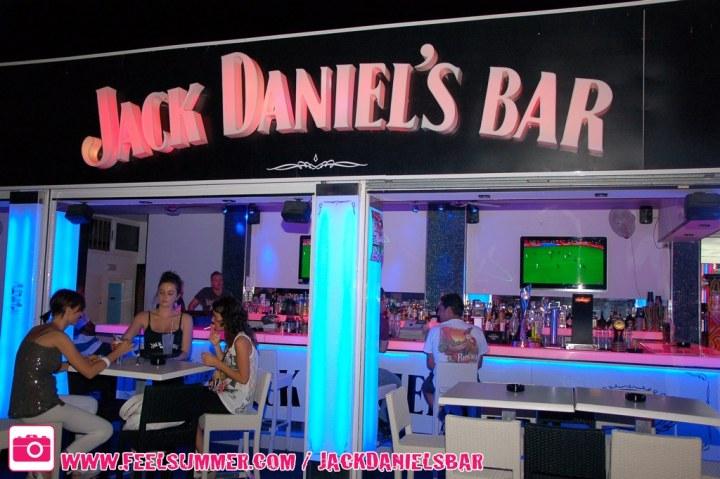 Jack Daniels Bar, Magaluf