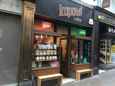 Kapow Cafe Liverpool