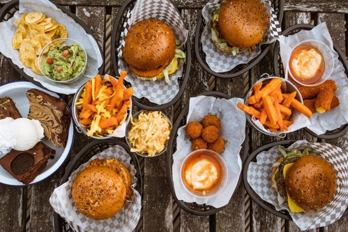 Mooshies London Vegan Burger Bar