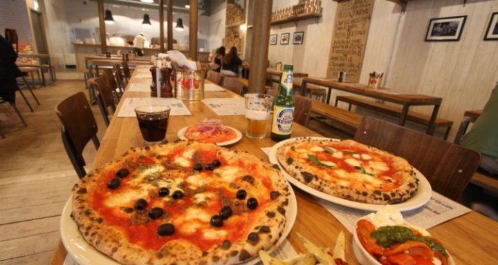 Paesona Pizza, Glasgow