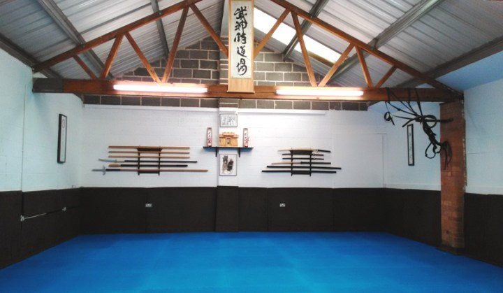 Martial Art School Nottingham
