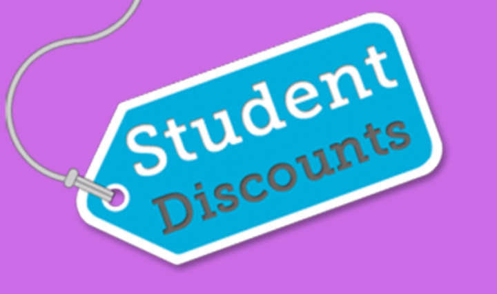 Where to get student discount