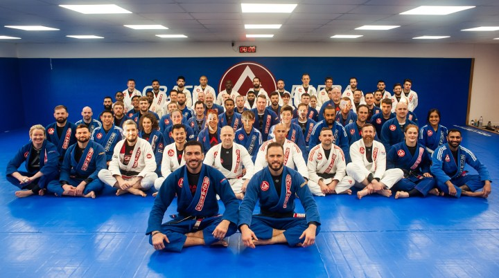 Gracie Barra Martial Arts Class Nottingham