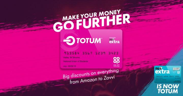 Totum Student Discount