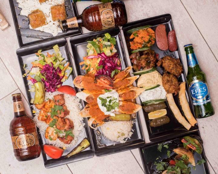 Best Turkish Restaurants in Nottingham Alaturka Meze Mangal