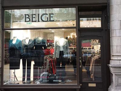 Beige Plus London