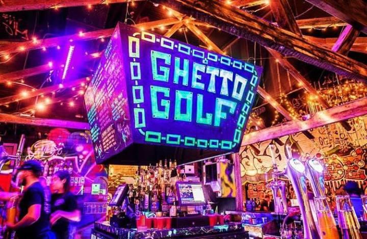 Indoor Mini Golf Ghettos Golf