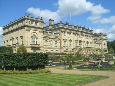 Harewood House, Things to do in Leeds