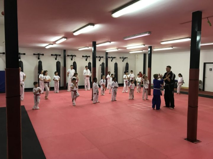 JJBA Martial Arts Classes Nottingham