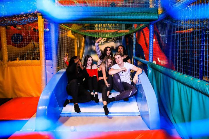 adult soft play