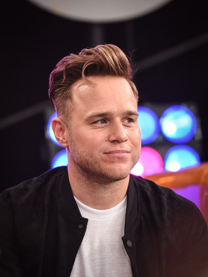 richest stars to come from x-factor Olly Murs