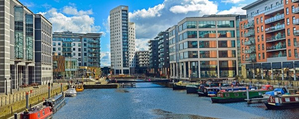 Things to do in Leeds - Leeds Waterfront