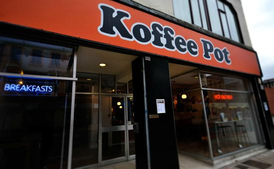 The Koffee Pot Manchester